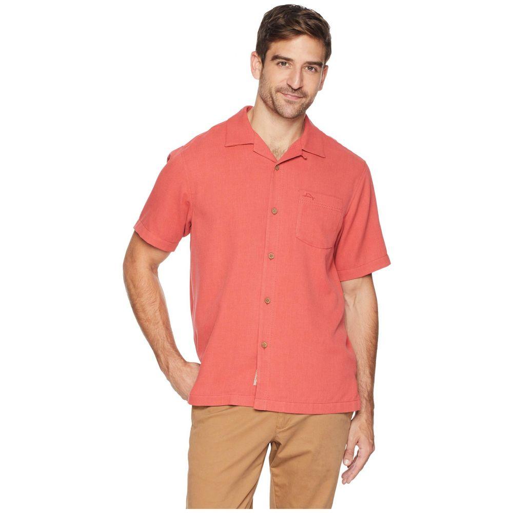 トミー バハマ Tommy Bahama メンズ トップス シャツ【Royal Bermuda Camp Shirt】Wild Geranium