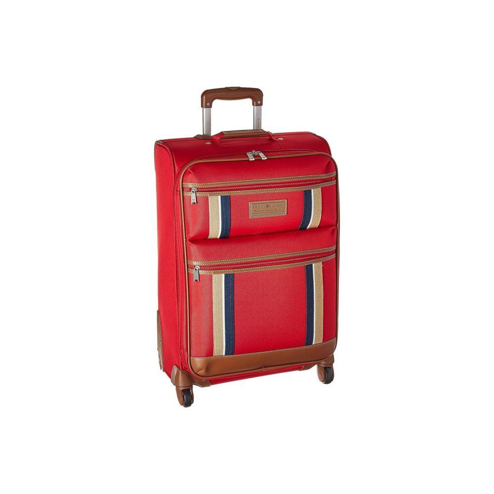 トミー ヒルフィガー Tommy Hilfiger レディース バッグ スーツケース・キャリーバッグ【Scout 4.0 25' Upright Suitcase】Red