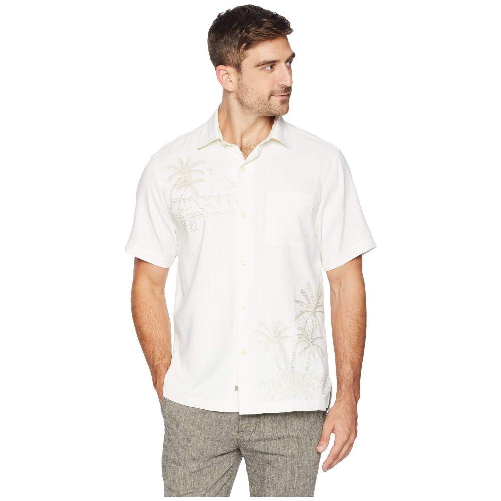 トミー バハマ Tommy Bahama メンズ トップス シャツ【Las Playa Palms Shirt】Twill