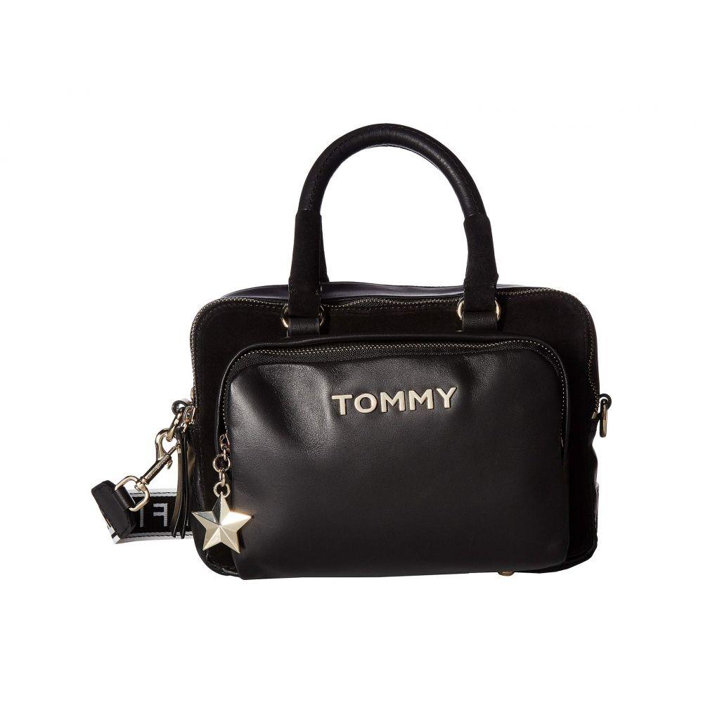 トミー ヒルフィガー Tommy Hilfiger レディース バッグ ボストンバッグ・ダッフルバッグ【Corporate Highlight Duffel】Black