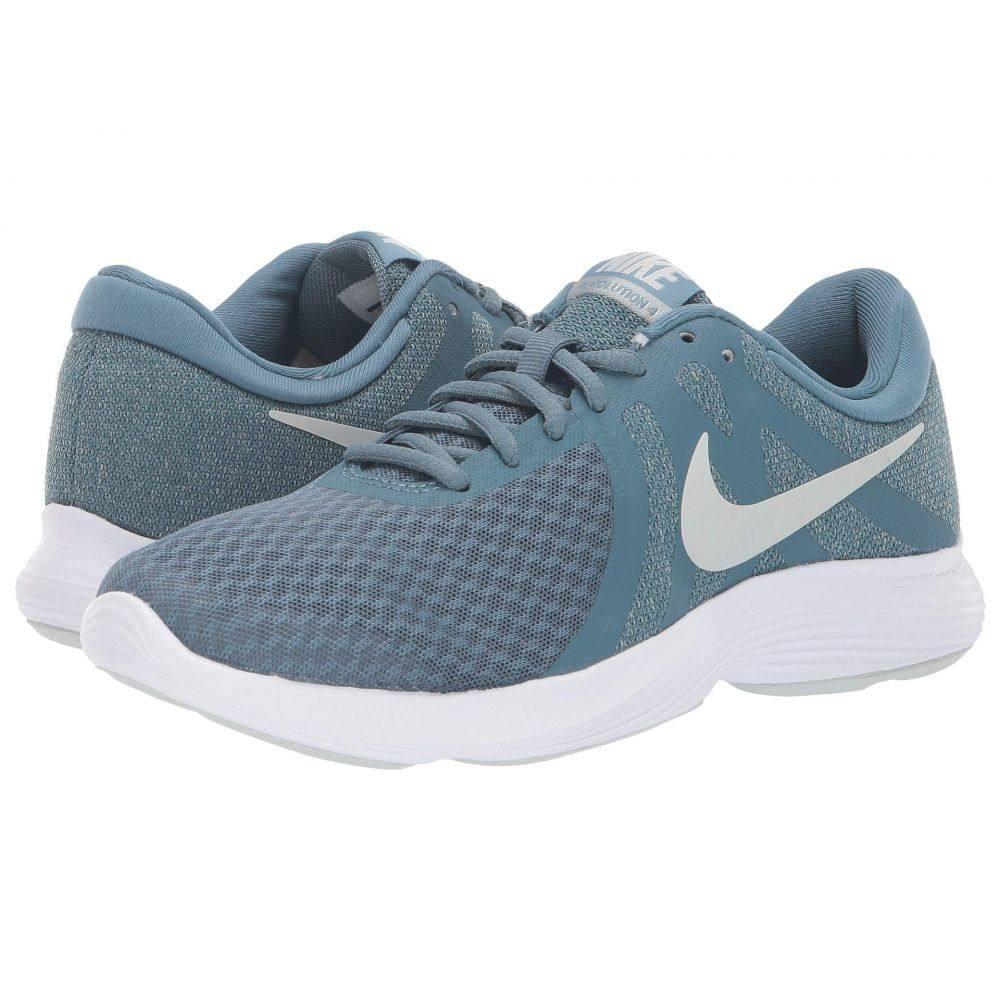 ナイキ Nike レディース ランニング・ウォーキング シューズ・靴【Revolution 4】Celestial Teal/Light Silver/Mica Green