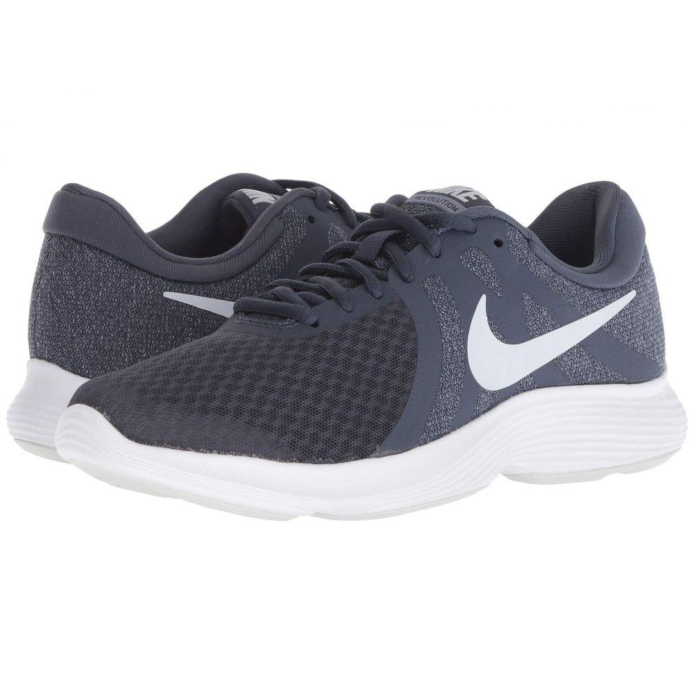 ナイキ Nike レディース ランニング・ウォーキング シューズ・靴【Revolution 4】Thunder Blue/Football Grey/Ashen Slate