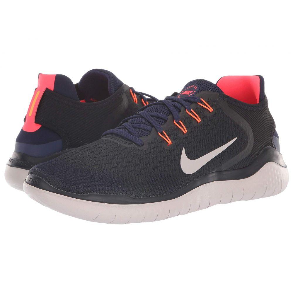 ナイキ Nike メンズ ランニング・ウォーキング シューズ・靴【Free RN 2018】Black/Moon Particle/Blackened Blue