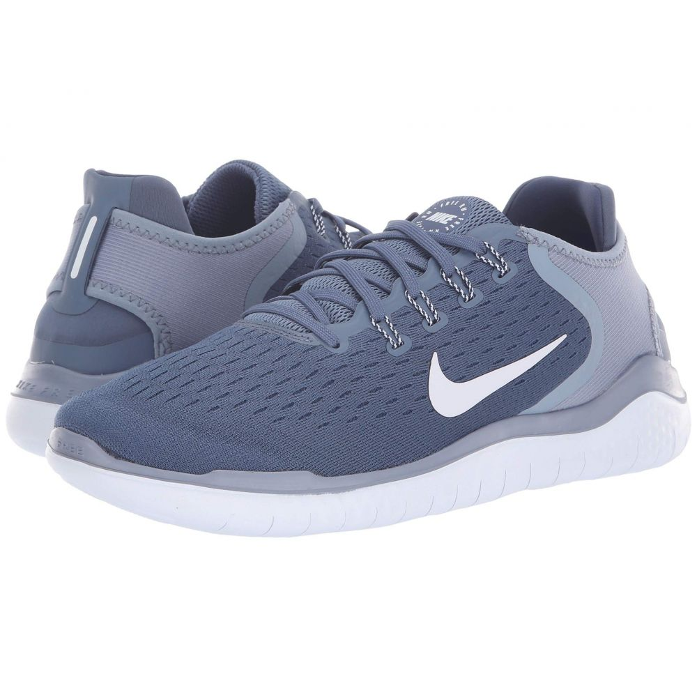 ナイキ Nike メンズ ランニング・ウォーキング シューズ・靴【Free RN 2018】Diffused Blue/Football Grey/Ashen Slate