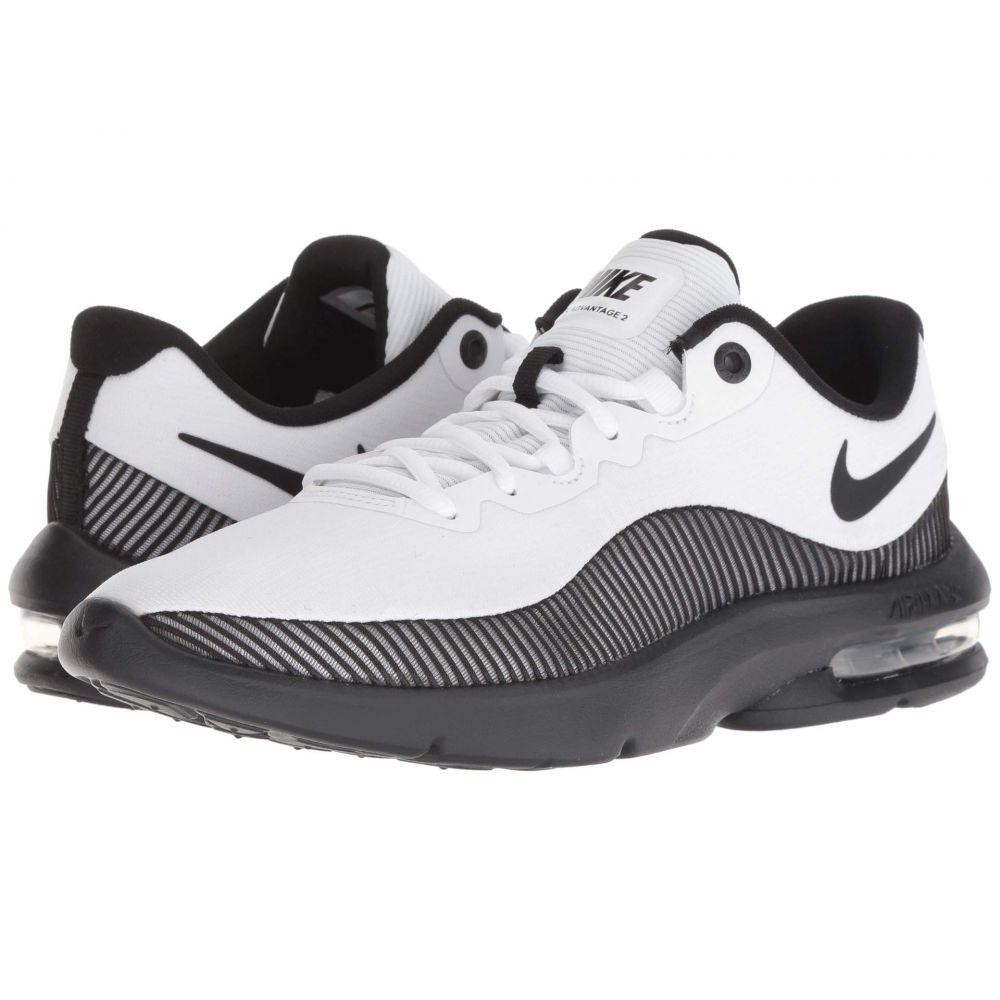 ナイキ Nike レディース ランニング・ウォーキング シューズ・靴【Air Max Advantage 2】White/Black