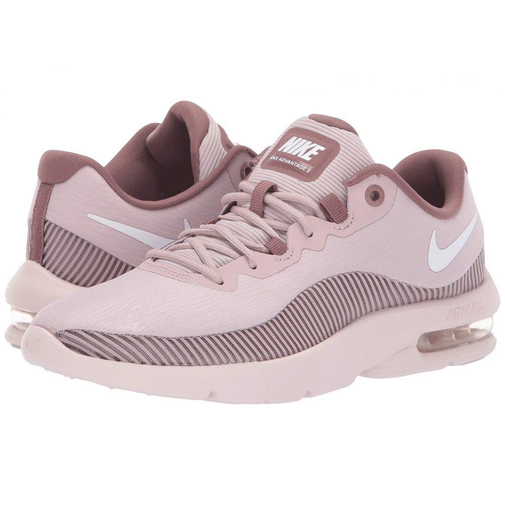 ナイキ Nike レディース ランニング・ウォーキング シューズ・靴【Air Max Advantage 2】Particle Rose/White/Smokey Mauve