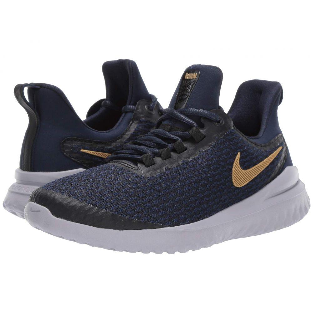 【使い勝手の良い】 ナイキ Nike レディース ランニング レディース Gold/Obsidian・ウォーキング シューズ ナイキ・靴【Renew Rival】Black/Metallic Gold/Obsidian, ぶつだんや 鳳仙堂:59d86d4c --- rekishiwales.club