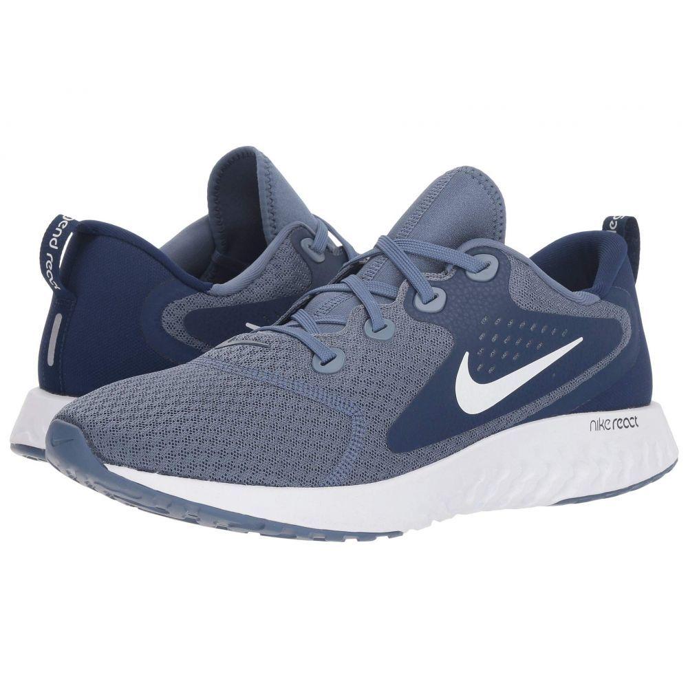 ナイキ Nike メンズ ランニング・ウォーキング シューズ・靴【Legend React】Diffused Blue/White/Blue Void