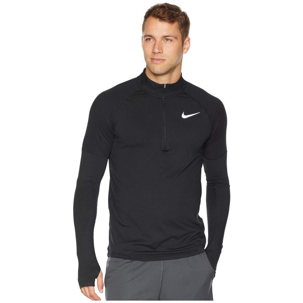 ナイキ Nike メンズ トップス【Element Top 1/2 Zip 2.0】Black