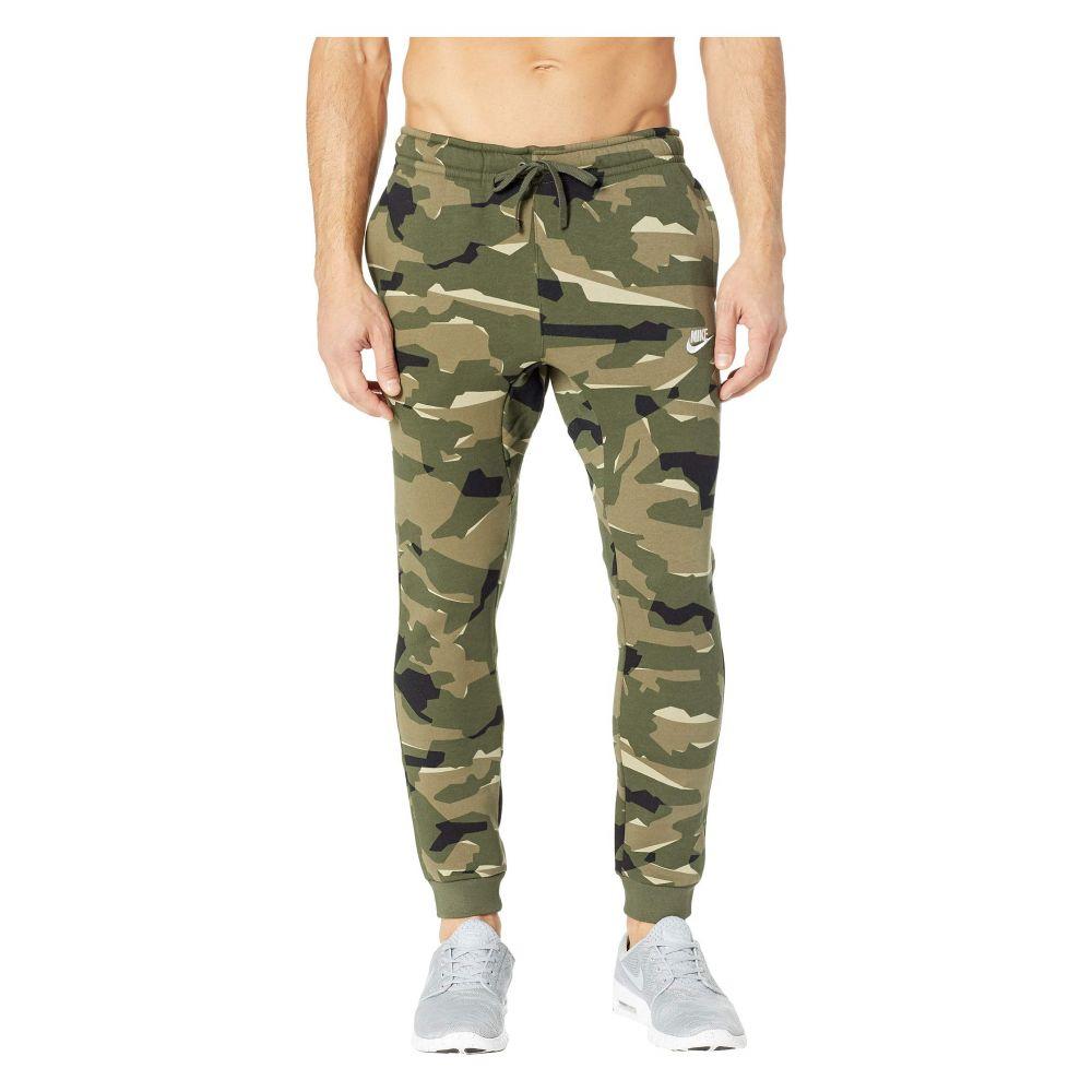 ナイキ Nike メンズ ボトムス・パンツ ジョガーパンツ【NSW Club Camo Jogger BB】Cargo Khaki/Cargo Khaki/White
