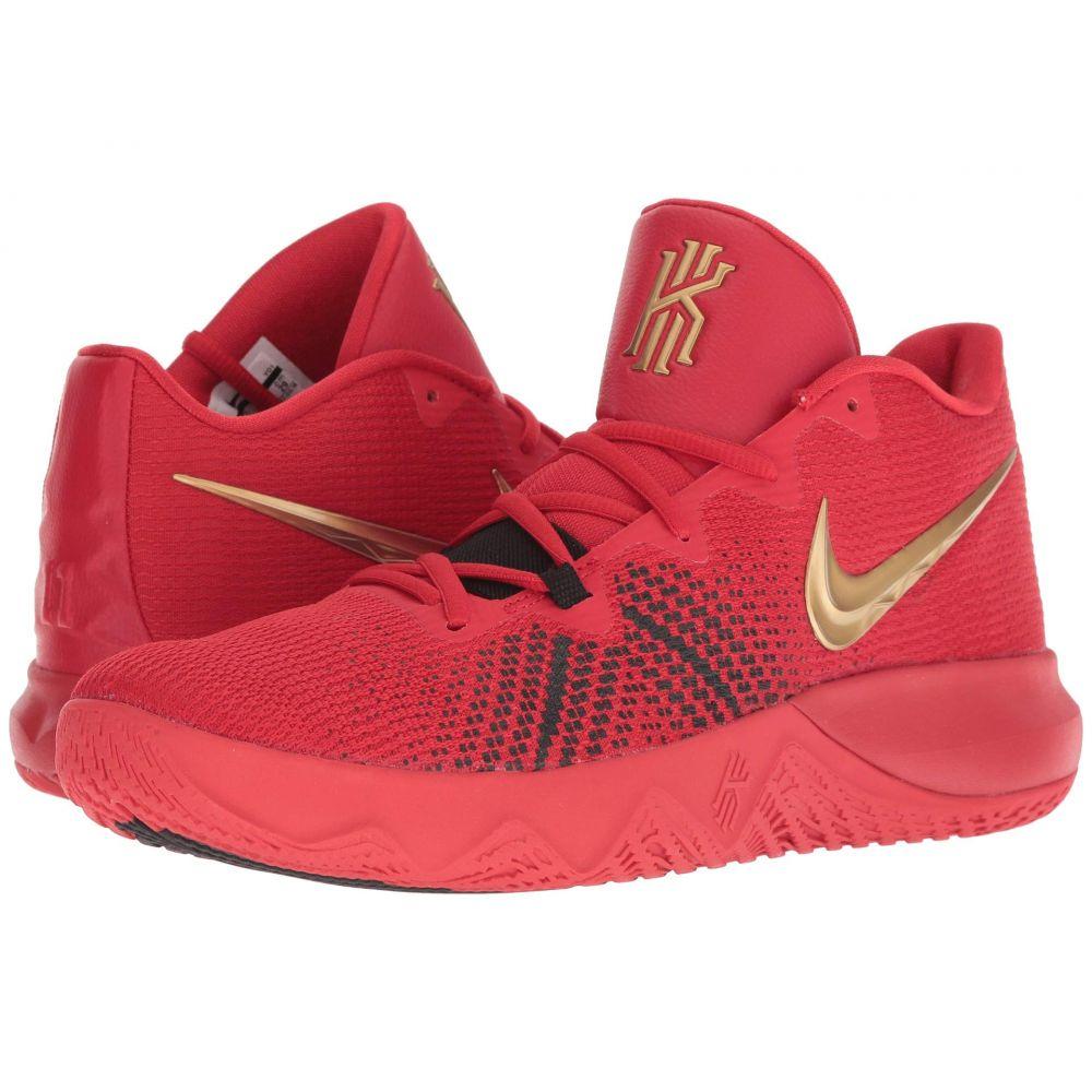 ナイキ Nike メンズ バスケットボール シューズ・靴【Kyrie Flytrap】University Red/Metallic Gold/Black