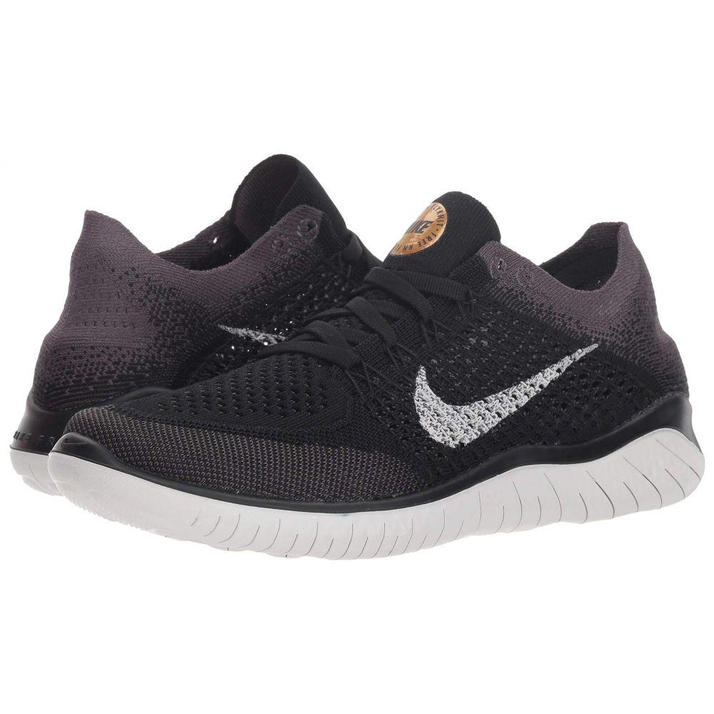 ナイキ Nike レディース ランニング・ウォーキング シューズ・靴【Free RN Flyknit】Black/Vast Grey/Metallic Gold