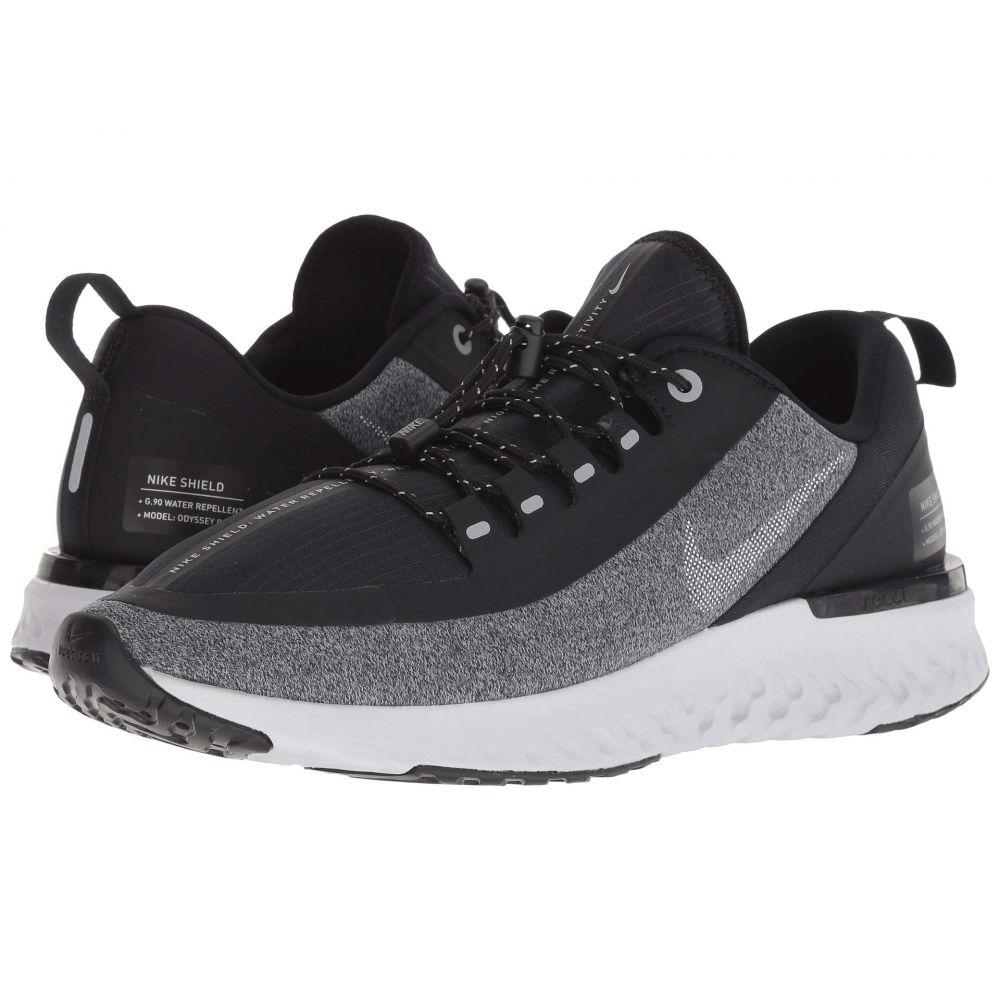 ナイキ Nike メンズ ランニング・ウォーキング シューズ・靴【Odyssey React Shield】Black/Metallic Silver/Cool Grey