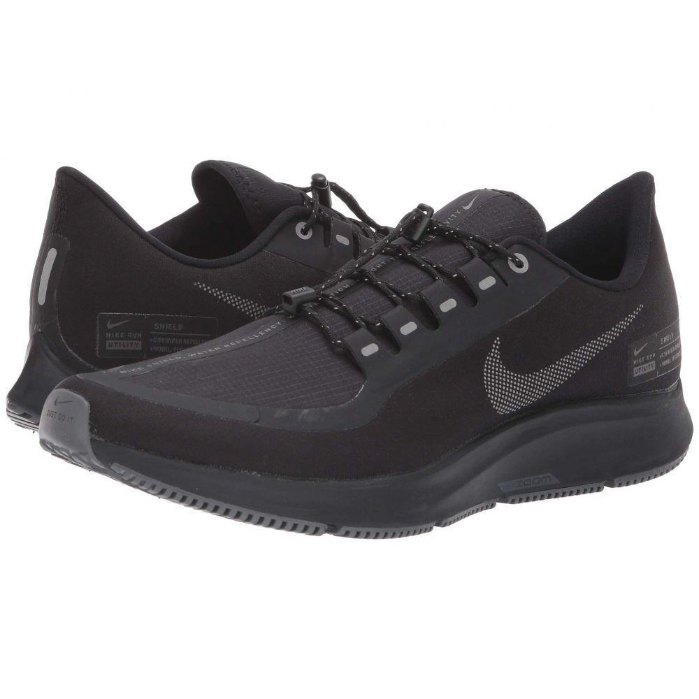 ナイキ Nike メンズ ランニング・ウォーキング シューズ・靴【Air Zoom Pegasus 35 Shield】Black/Anthracite/Anthracite/Dark Grey