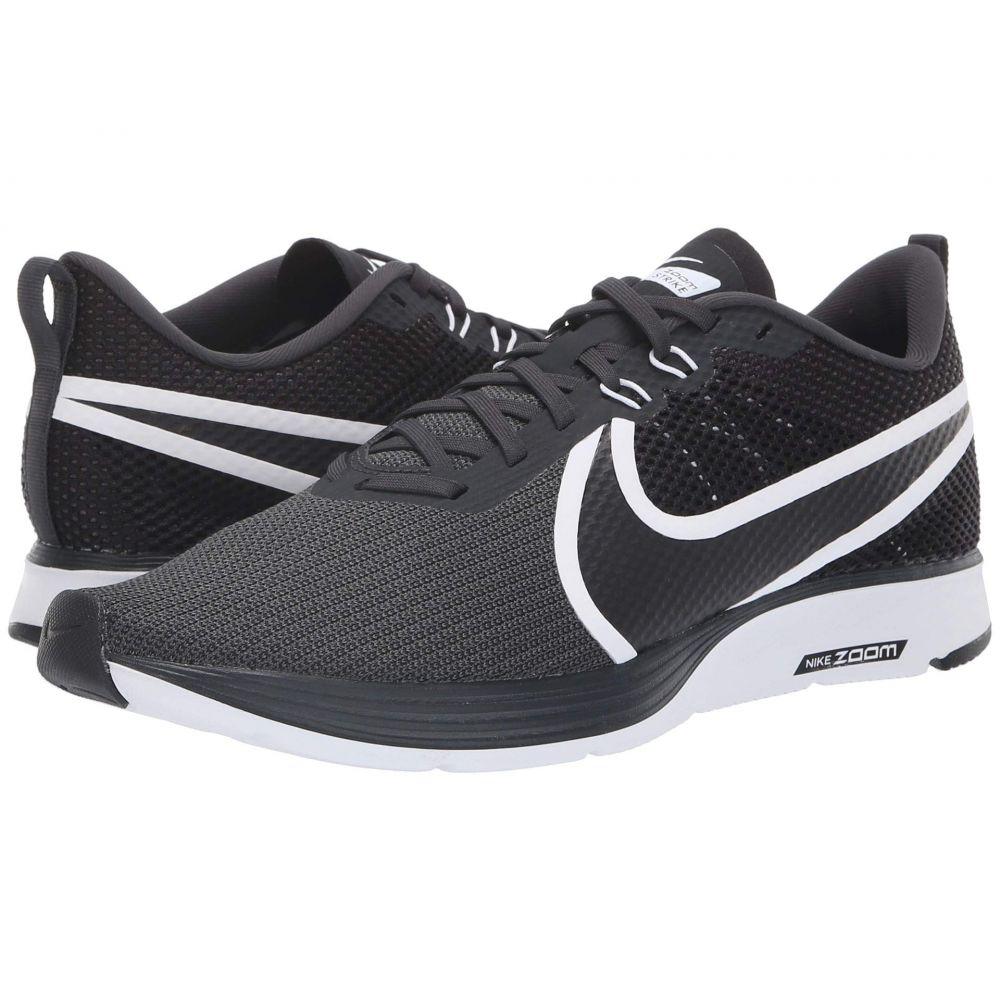 ナイキ Nike メンズ ランニング・ウォーキング シューズ・靴【Zoom Strike 2 Running Shoe】Anthracite/Black/White