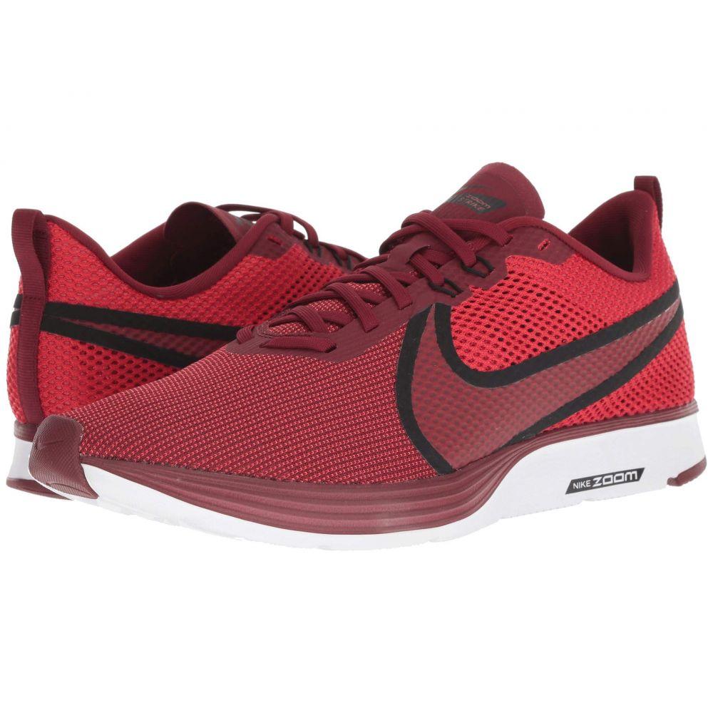 ナイキ Nike メンズ ランニング・ウォーキング シューズ・靴【Zoom Strike 2 Running Shoe】University Red/Team Red/Black/White