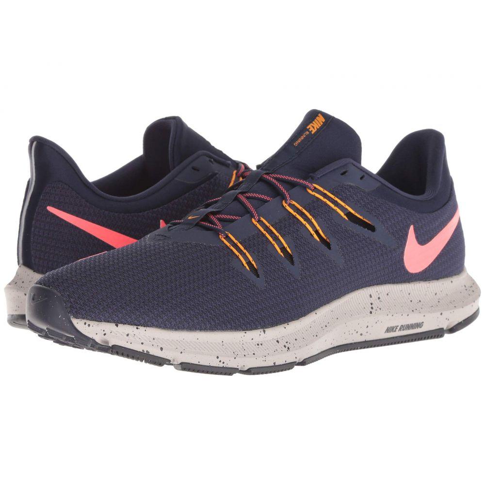 ナイキ Nike メンズ ランニング・ウォーキング シューズ・靴【Quest SE】Blackened Blue/Flash Crimson/Black