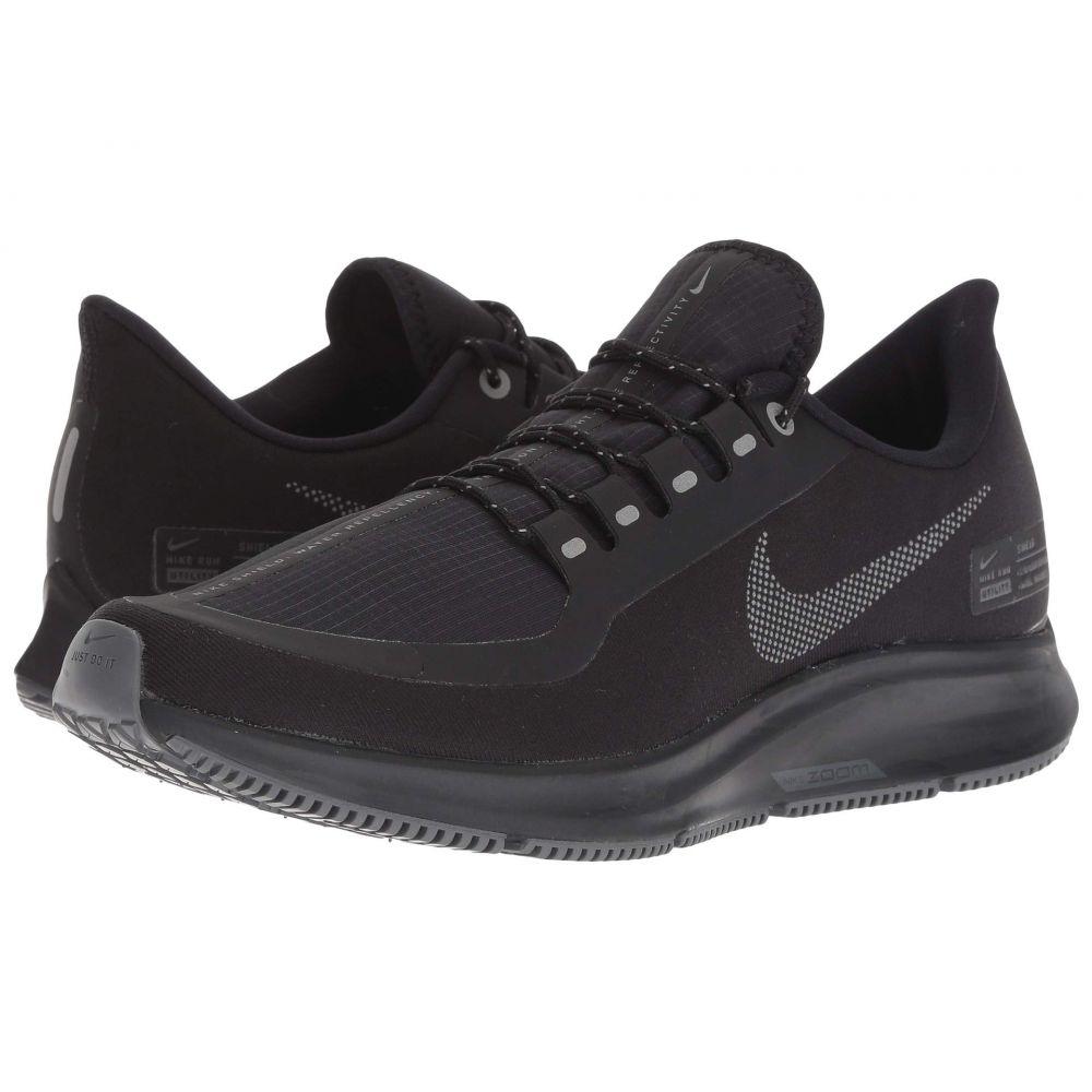 ナイキ Nike レディース ランニング・ウォーキング シューズ・靴【Air Zoom Pegasus 35 Shield】Black/Anthracite/Anthracite/Dark Grey