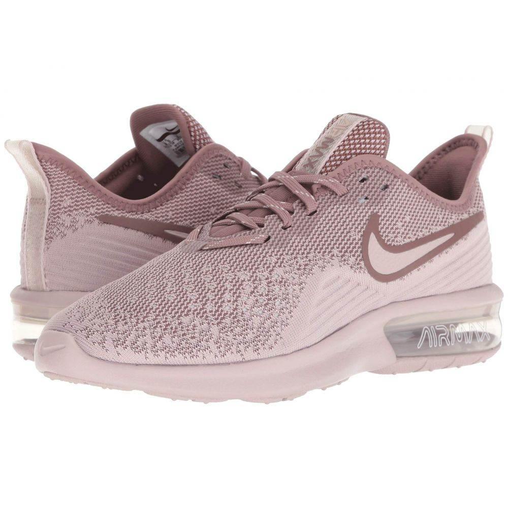 ナイキ Nike レディース ランニング・ウォーキング シューズ・靴【Air Max Sequent 4】Particle Rose/Particle Rose/Smokey Mauve