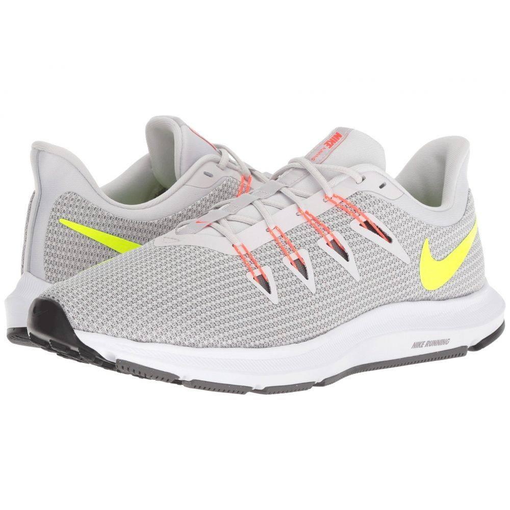 ナイキ Nike メンズ ランニング・ウォーキング シューズ・靴【Quest】Vast Grey/Volt/Gunsmoke/Bright Crimson
