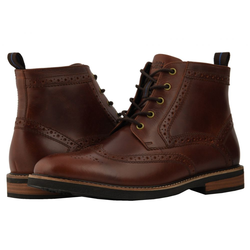 ナンブッシュ Nunn Bush メンズ シューズ・靴 ブーツ【Odell Wingtip Boot with KORE Walking Comfort Technology】Rust