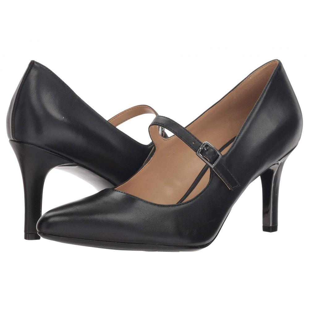ナチュラライザー Naturalizer レディース シューズ・靴 パンプス【Naiya】Black Leather