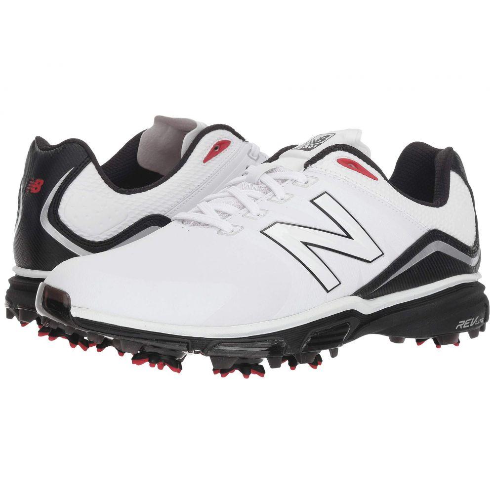 ニューバランス New Balance Golf メンズ ゴルフ シューズ・靴【NBG3001】White/Black