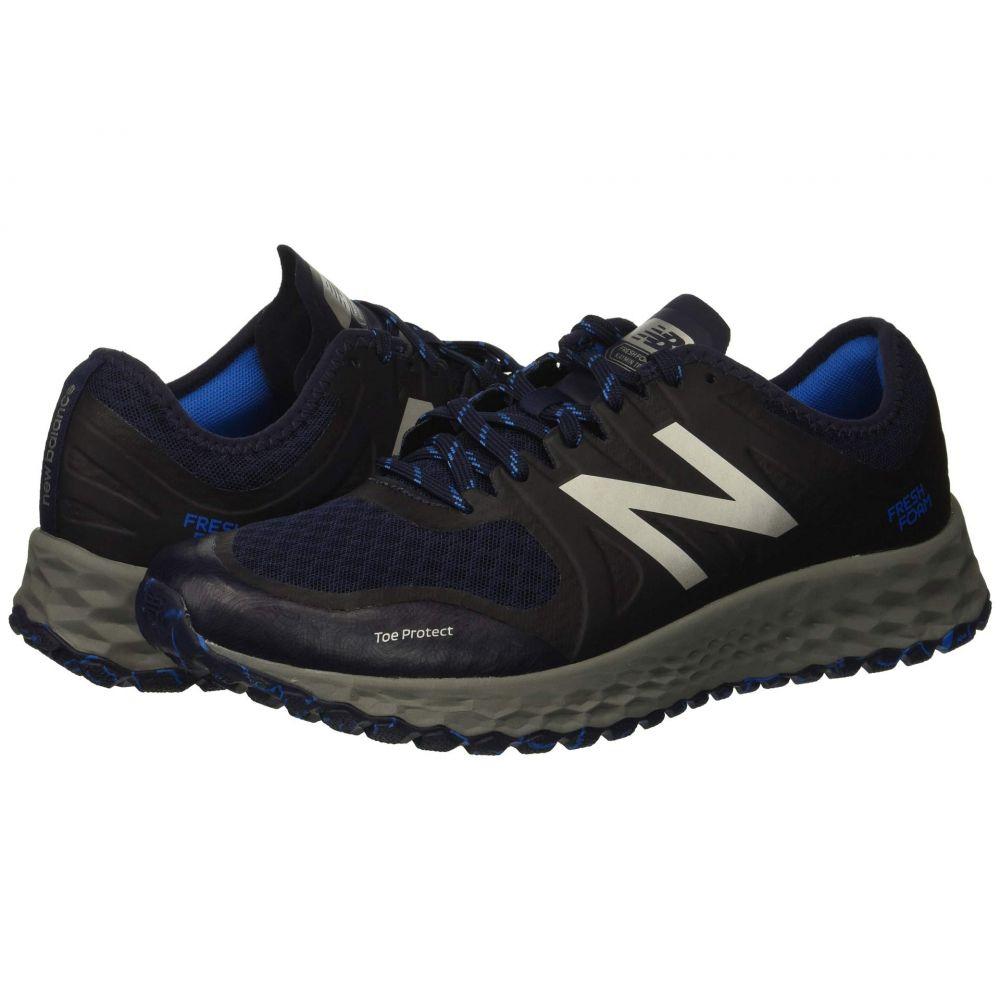 ニューバランス New Balance メンズ ランニング・ウォーキング シューズ・靴【Fresh Foam Kaymin】Pigment/Laser Blue