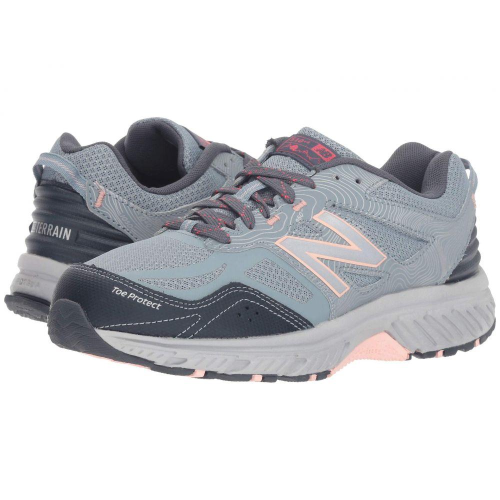 ニューバランス New Balance レディース ランニング・ウォーキング シューズ・靴【510v4】Cyclone/Thunder/Himilayan Pink