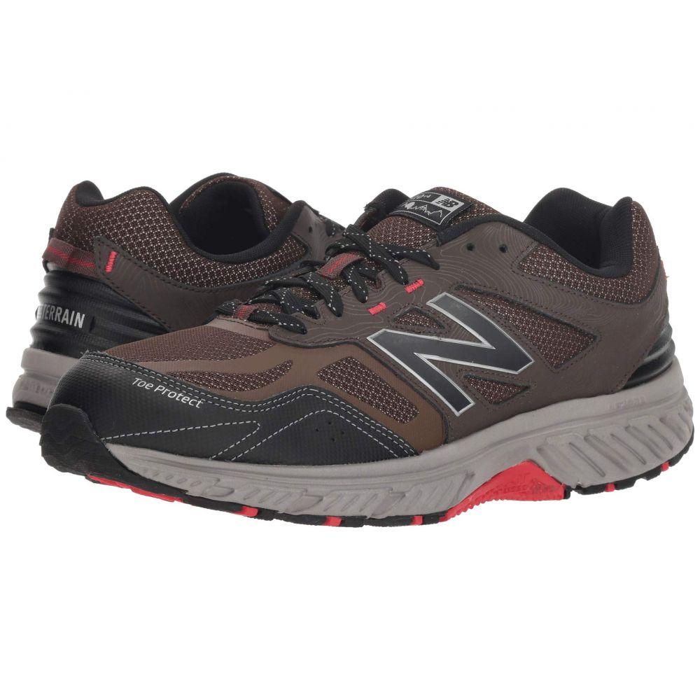ニューバランス New Balance メンズ ランニング・ウォーキング シューズ・靴【510v4】Chocolate/Black/Team Red