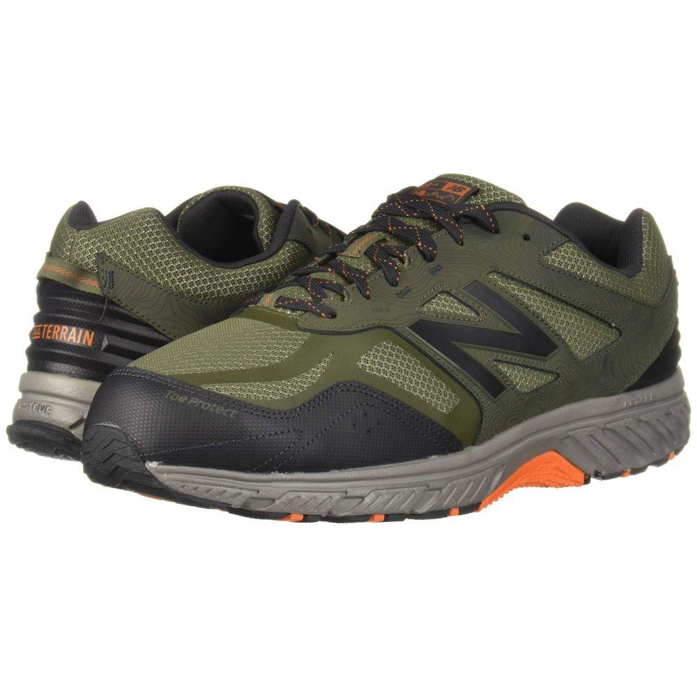 ニューバランス New Balance メンズ ランニング・ウォーキング シューズ・靴【510v4】Dark Covert Green/Phantom/Bengal Tiger