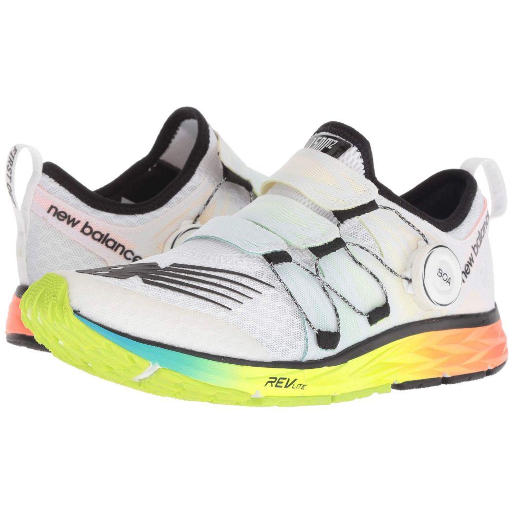 ニューバランス New Balance レディース ランニング・ウォーキング シューズ・靴【1500T2】White/Multicolor