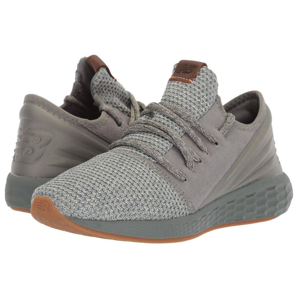 ニューバランス New Balance メンズ ランニング・ウォーキング シューズ・靴【Fresh Foam Cruz v2 Decon】Sedona Sage/Stone Grey