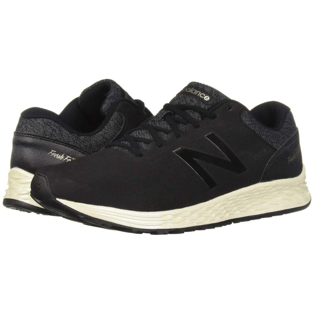 ニューバランス New Balance レディース ランニング・ウォーキング シューズ・靴【Fresh Foam Arishi Luxe】Black/Magnet/Light Gold Metallic