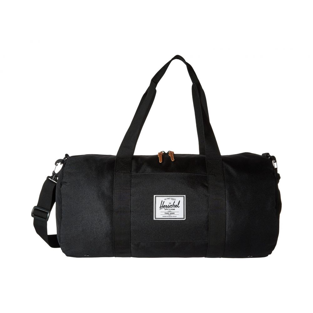 ハーシェル サプライ Herschel Supply Co. レディース バッグ ボストンバッグ・ダッフルバッグ【Sutton Mid-Volume】Black