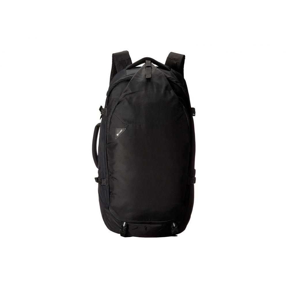 パックセイフ Pacsafe レディース バッグ バックパック・リュック【Venturesafe EXP65 Anti-Theft 65L Travel Pack】Black