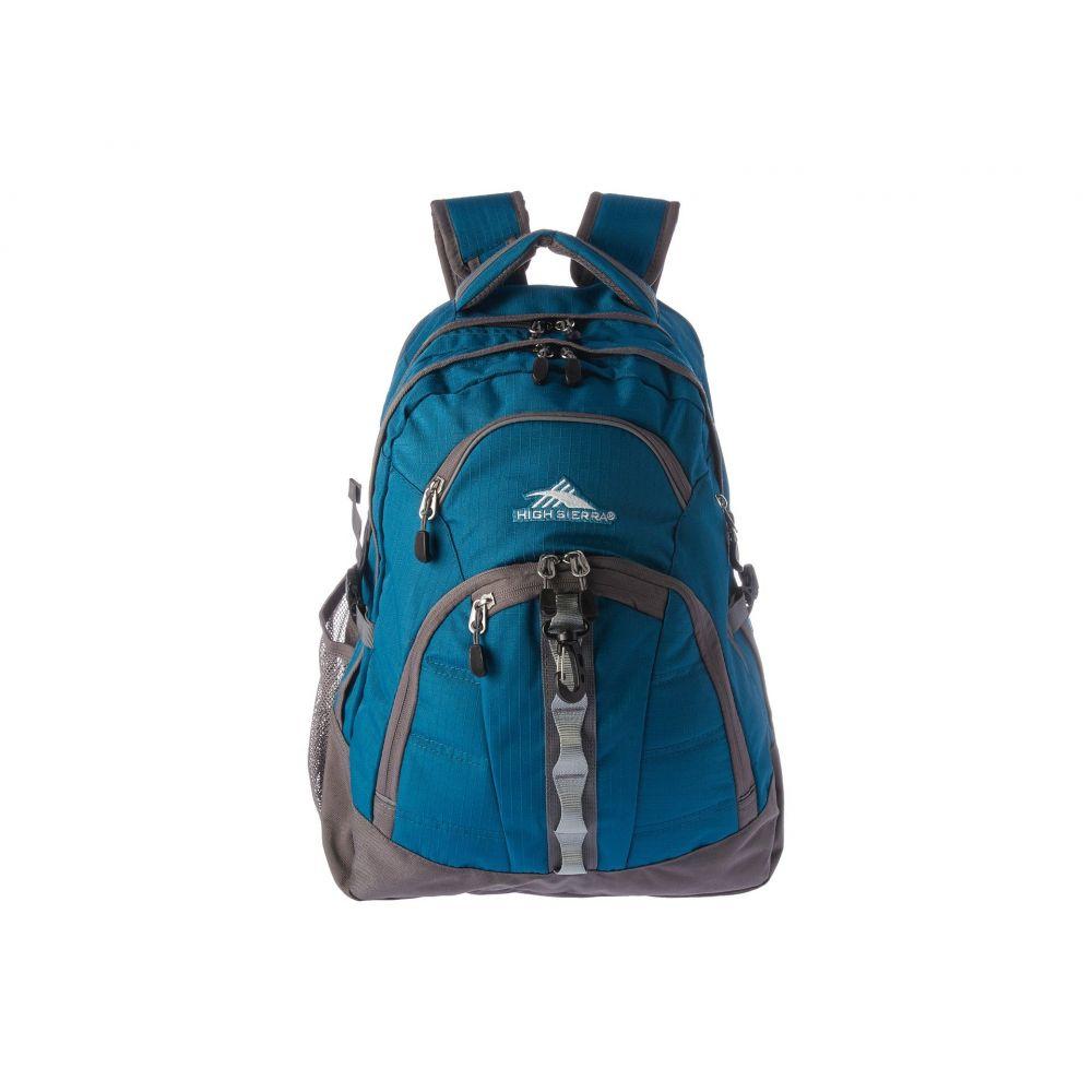 ハイシエラ High Sierra レディース バッグ バックパック・リュック【Access II Backpack】Lagoon/Slate
