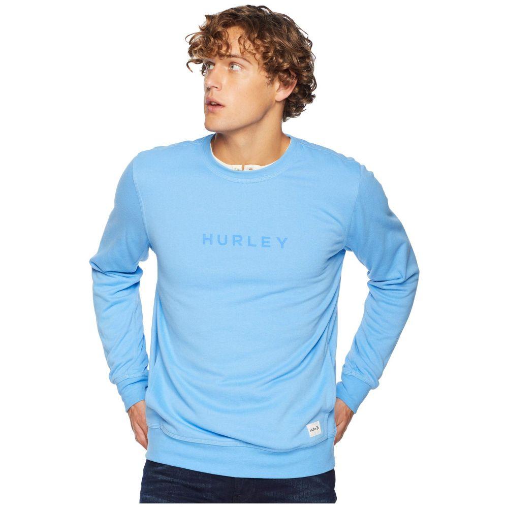 ハーレー Hurley メンズ トップス【Atlas Boxed Crew】University Blue