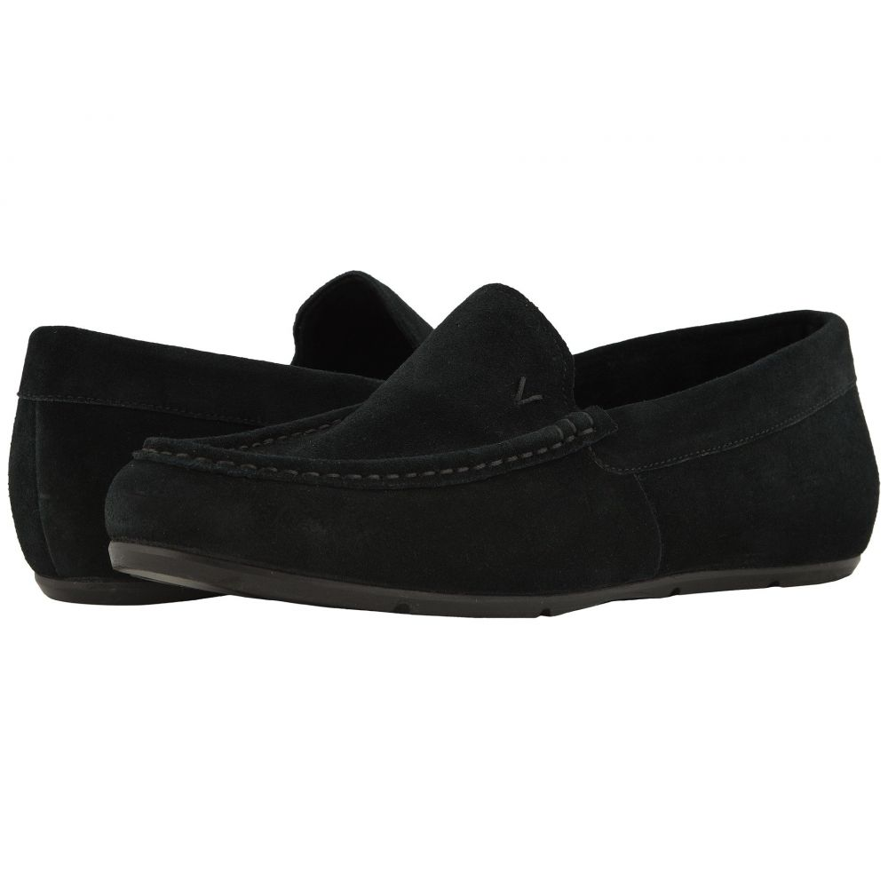 バイオニック VIONIC メンズ シューズ・靴 スリッパ【Tompkin】Black/Black Suede