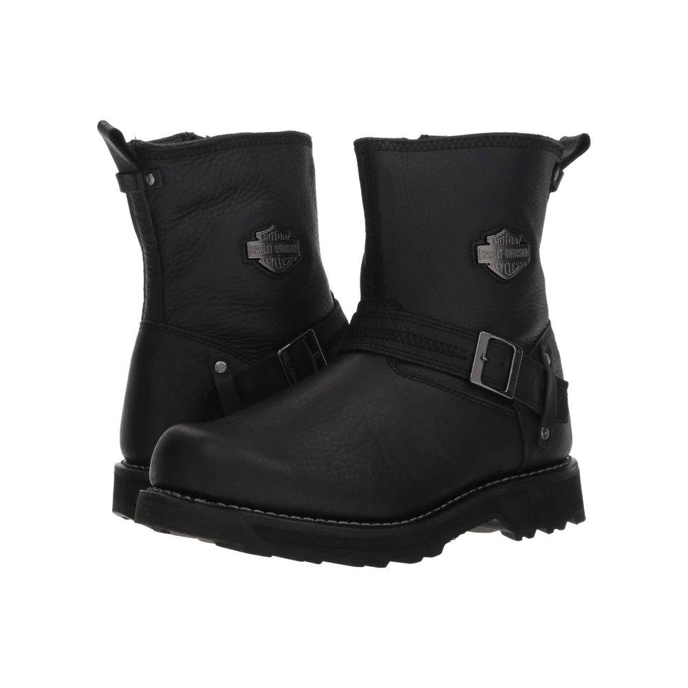 ハーレーダビッドソン Harley-Davidson メンズ シューズ・靴 ブーツ【Richton】Black