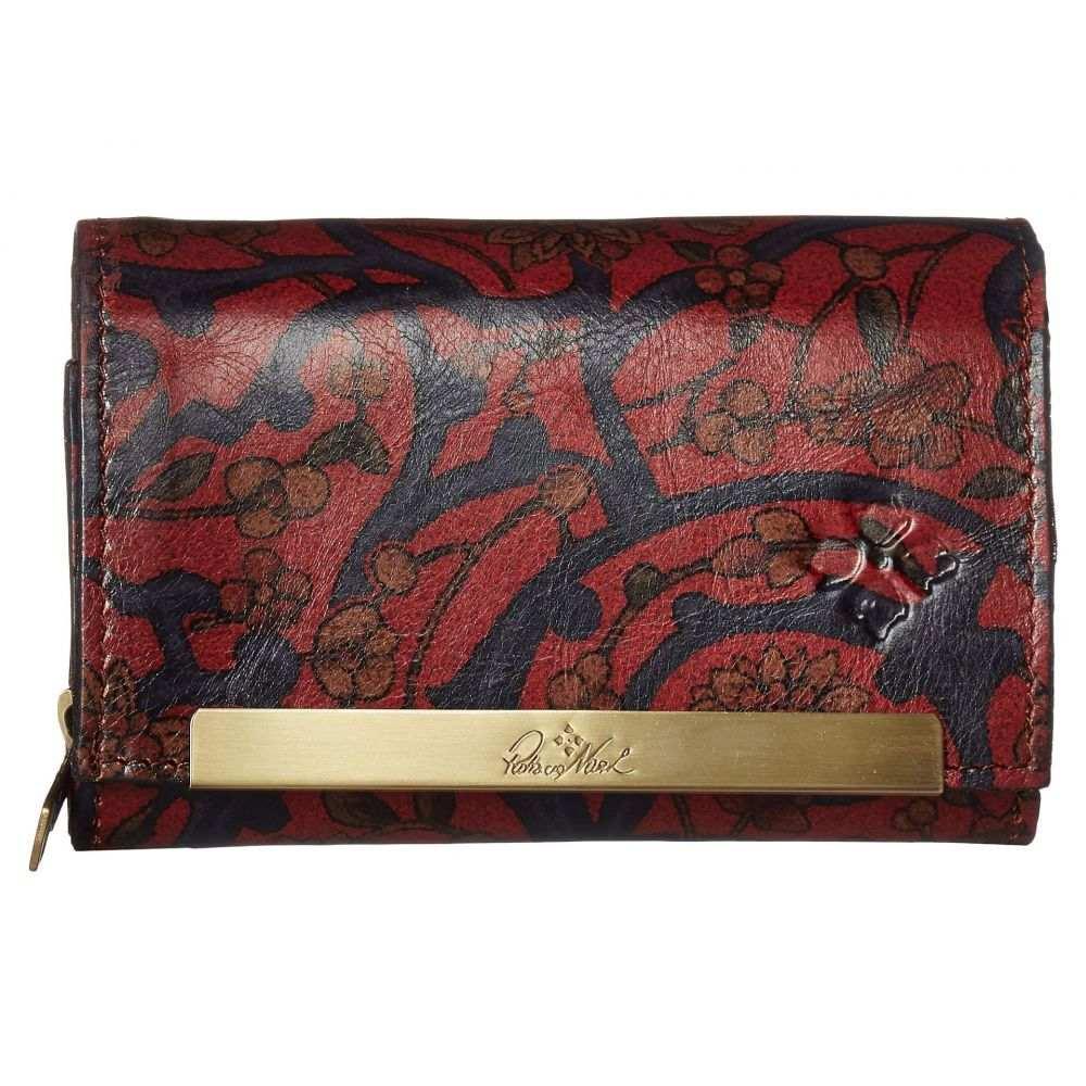 パトリシア ナッシュ Patricia Nash レディース 財布【Cametti Wallet】Vintage Tapestry Print