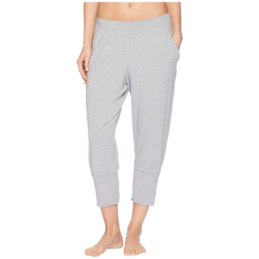 ハンロ Hanro レディース ヨガ・ピラティス ボトムス・パンツ【Yoga Crop Pants】Grit Melange