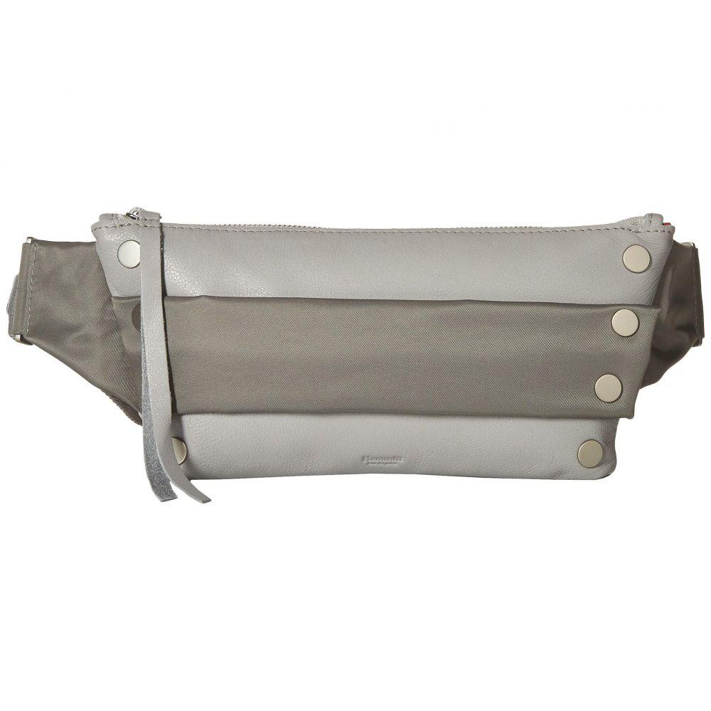 ハミットロサンゼルス Hammitt レディース バッグ ボディバッグ・ウエストポーチ【Charles】Mist/Pewter Nylon/Grey cotton/Brushed Silver
