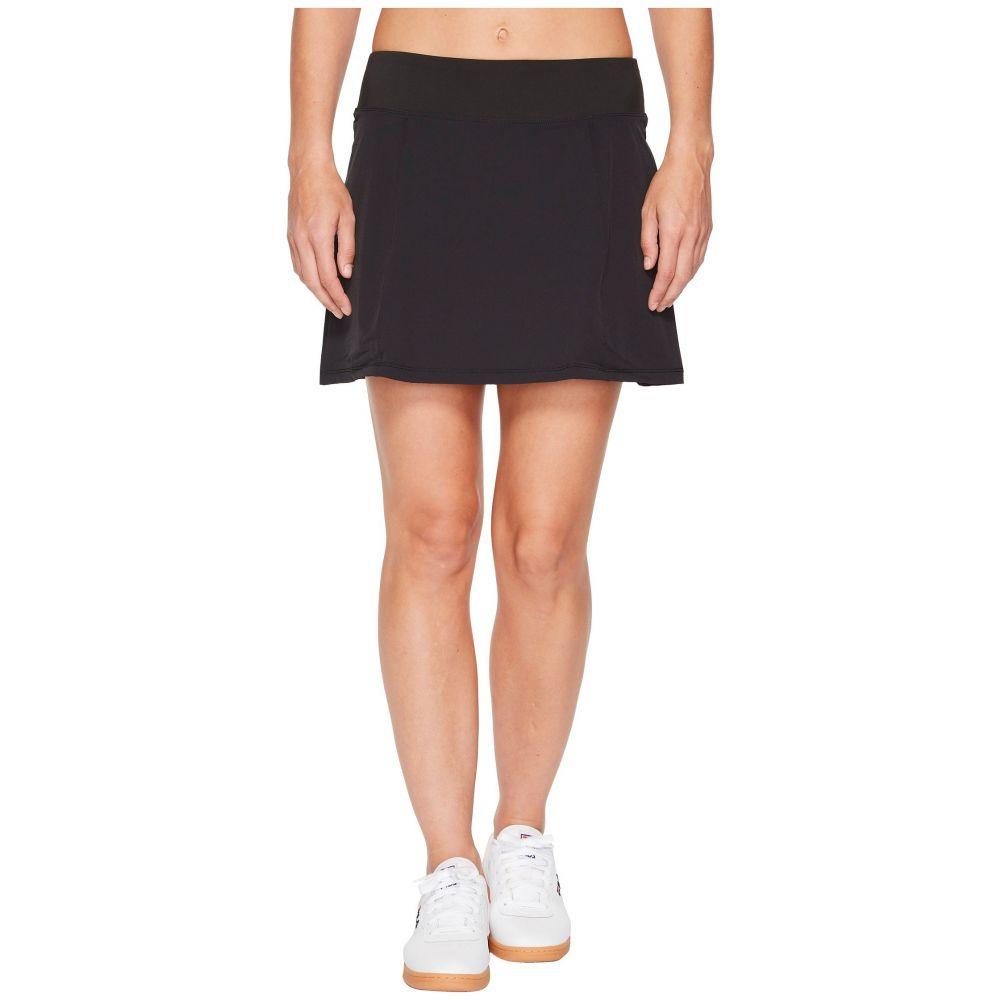 フィラ Fila レディース テニス ボトムス・パンツ【Heritage Tennis Pleated Skort】Black