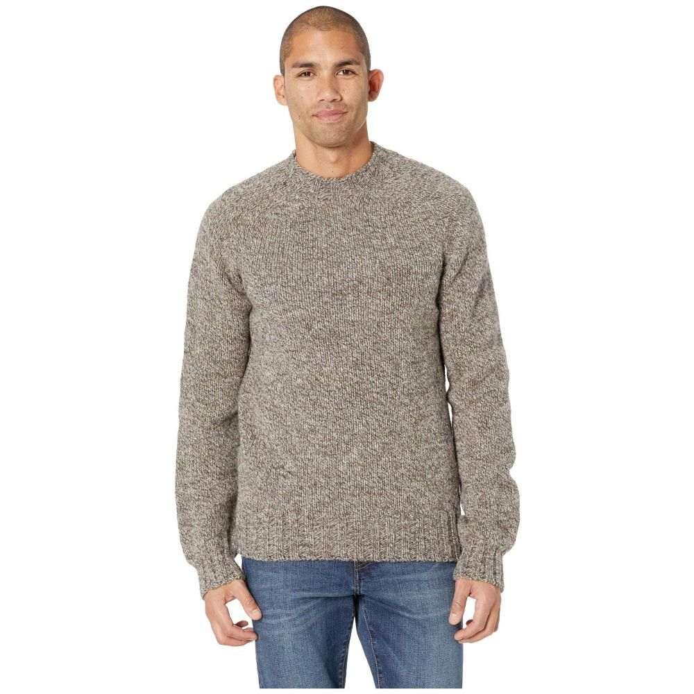 フィルソン Filson メンズ トップス ニット・セーター【3GG Crew Neck Sweater】Brown Mix