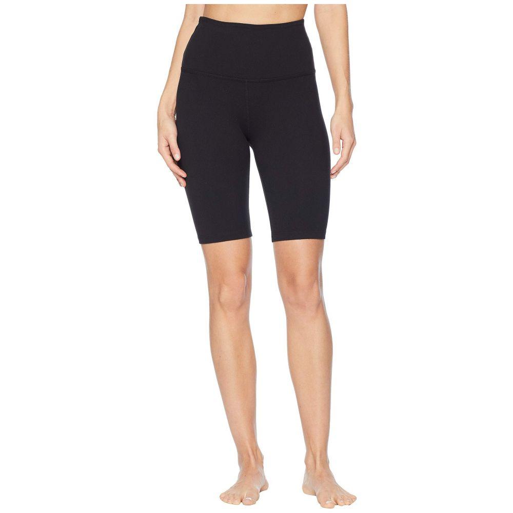 ビヨンドヨガ Beyond Yoga レディース 自転車 ボトムス・パンツ【Supplex High-Waisted Biker Shorts】Jet Black