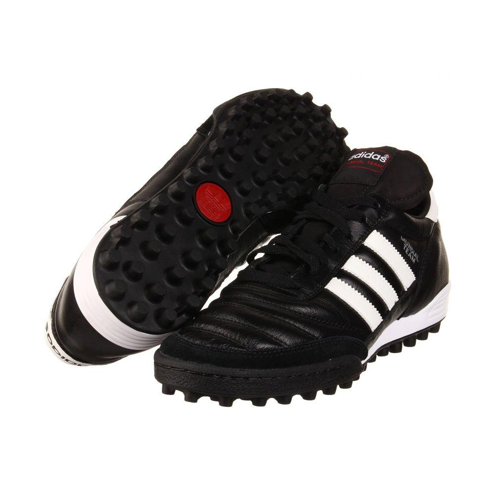 アディダス adidas レディース サッカー シューズ・靴【Mundial Team】Black/White
