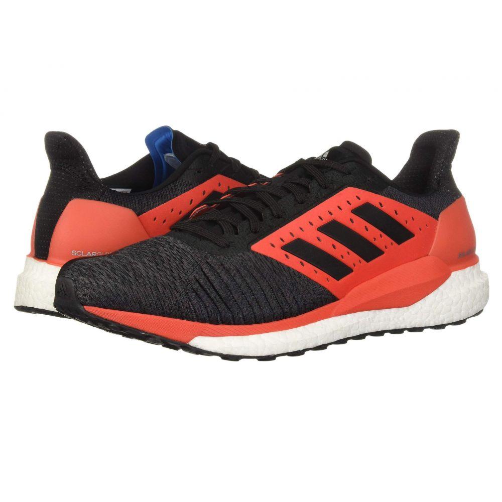 【最安値】 アディダス adidas adidas Running メンズ Red ランニング Glide・ウォーキング シューズ・靴【Solar Glide ST】Black/Black/Hi-Res Red, 上山市:ac982f6c --- konecti.dominiotemporario.com