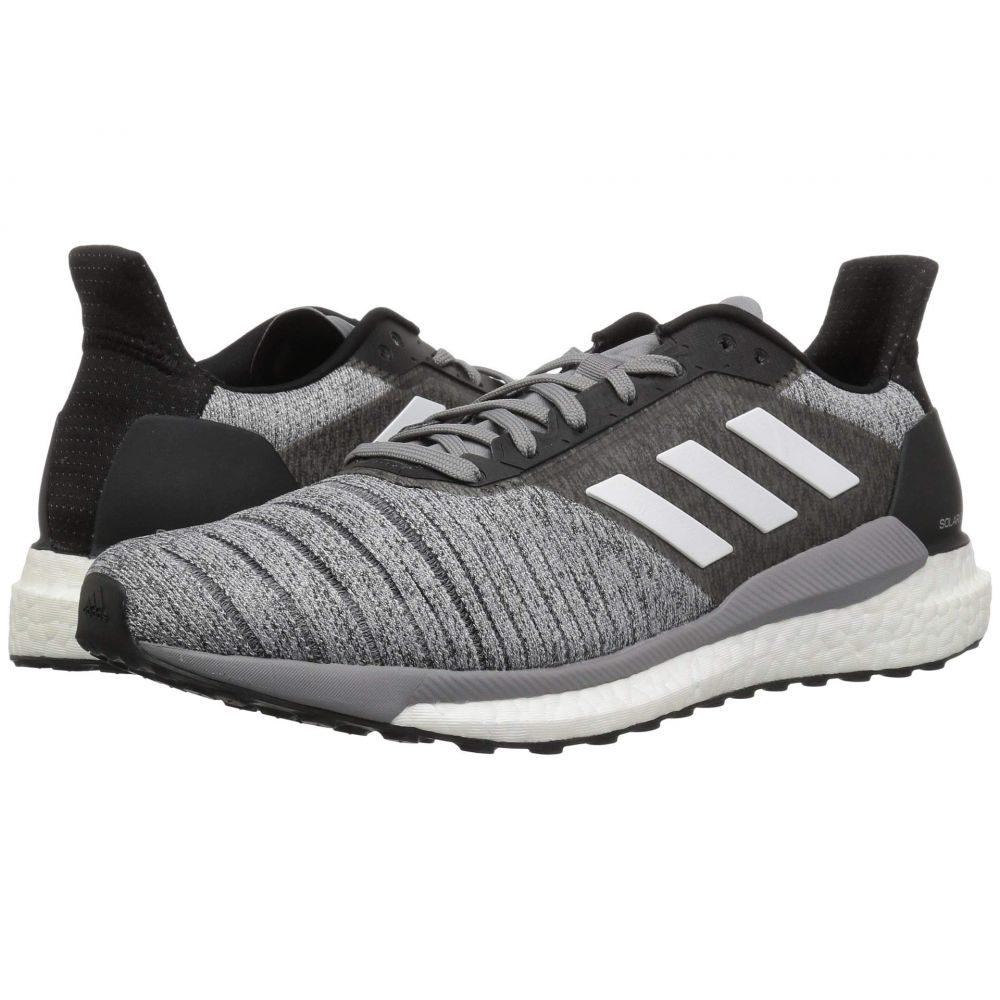 アディダス adidas Running メンズ ランニング・ウォーキング シューズ・靴【Solar Glide】Footwear White/Footwear White/Core Black