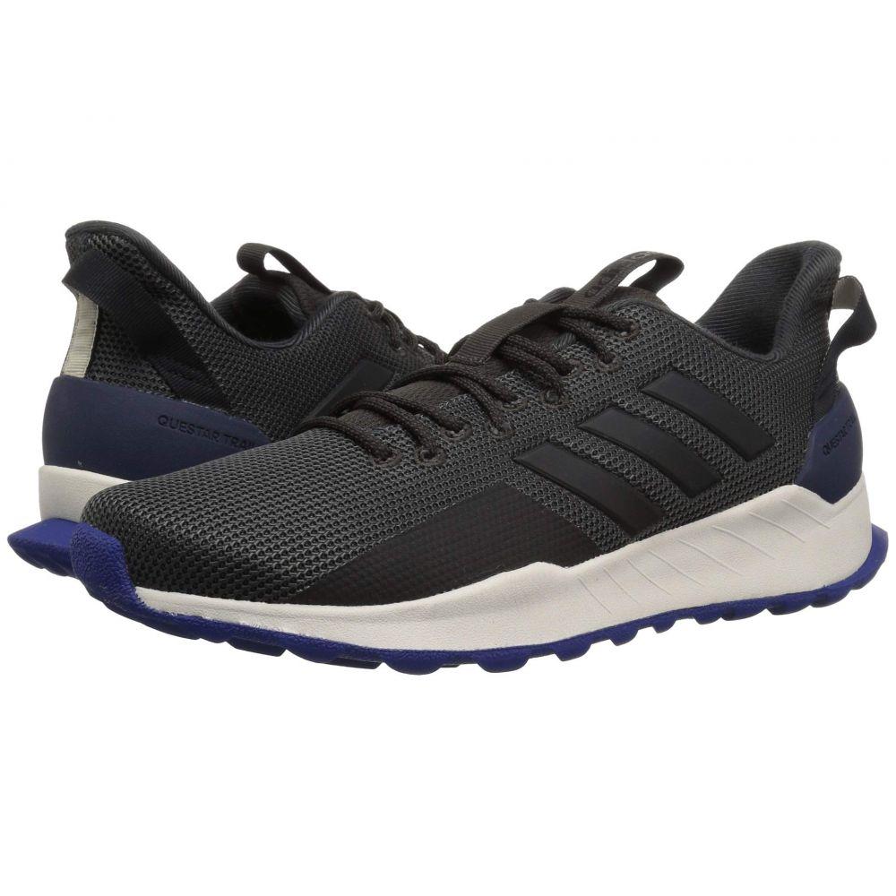 アディダス adidas Running メンズ ランニング・ウォーキング シューズ・靴【Questar Trail】Night Brown/Black/Mystery Ink